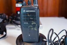 Motorola Ht750 Uhf S Split Two Way Radio