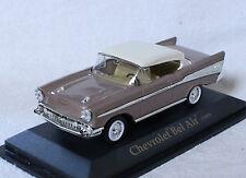 Chevrolet Bel Air grau 1957 1:43 Yat Ming Modellauto