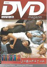 DVD Magazin Movie Magazine 24 Friends Jennifer Aniston Lisa Kudrow Cover