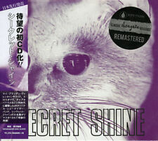 SECRET SHINE-UNTOUCHED-IMPORT CD WITH JAPAN OBI F04