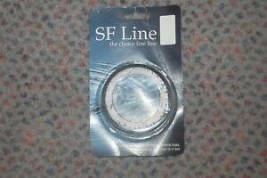 SF Line the choice fine line sand brown 3.1 Ibs 100m 0.12mm 1.4 Kg