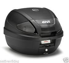 Givi E300NT2 monolock TOP BOX 30 litres BLACK new TOP CASE e300 tech