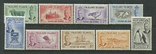 Falkland Islands 1952 set values to 1/ unmounted  mint NH