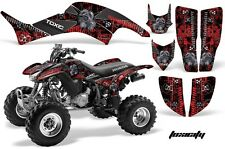 AMR Racing Honda TRX 400 EX Graphic Kit Wrap Quad Decal ATV 1999-2007 TOXIC RED