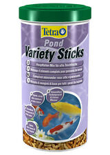Tetra Pond Variety sticks, Complete food blend for all pond fish, 150g