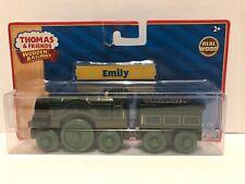 Thomas & Friends Wooden Railway Emily w/ tender LC99188 - 2010 NIB