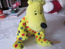 "Kohl's Cares Put Me In The Zoo Spotted Dog Plush by Dr Seuss 14"" Head To Toe"