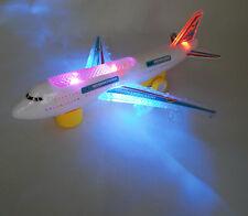 Elektrisches Flugzeug Kinder Spielzeug Airlines 747 LED SOUND Selbstfahrendes