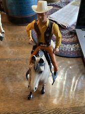 Marshall Matt Dillon & Horse Hartland Plastics