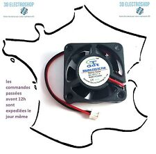 ventilateur fan brushless 40x40x10 12v dc 3d print cnc