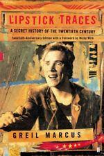 Rossetto TRACCE: A Secret History of the Twentieth Century di Greil Marcus