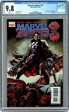 Marvel Zombies 3 1A Land CGC 9.8 2008 3745938013