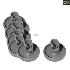 8 Korbrollen Unterkorb unten AEG Favorit Privileg Spülmaschine 5028696500/4