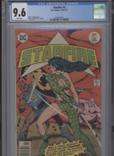 STARFIRE #3 NM 9.6 CGC WHITE PAGES MAGGIN STORY VOSBURG COVER AND ART