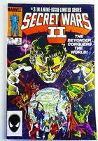 Marvel SECRET WARS II (1985) #3 Key 1st BEYONDER IN HUMAN FORM VF/NM Ships FREE!