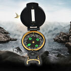1pc Portable Folding Lens Compass Military Multifunction Outdoor  CompassB S-