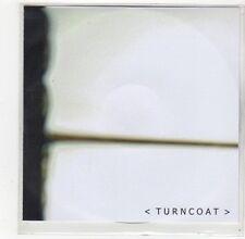 (FO549) Turncoat, At A Window / Absolute Zero - 2005 DJ CD