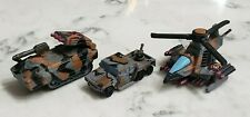 Vintage 1990s Galoob Micro Machines Military Terror Troops Lot