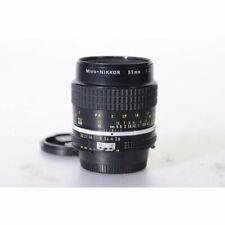 Nikon AI/s Nikkor 2,8/55 Macro Obiettivo #jaa616ab - Micro-Nikkor 55mm 1:2 .8