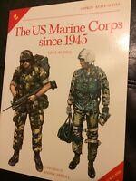 osprey Military Elite Series 2 book 1984 The U.S. Marine Corps since 1945
