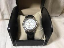 2003 Mens 5 Star Caravelle by Bulova Dive/Tach Wrist watch new battery and band