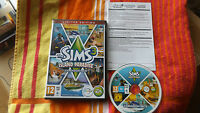THE SIMS 3 ISLAND PARADISE LIMITED EDITION EXPANSION PC/MAC DVD V.G.C. FAST POST