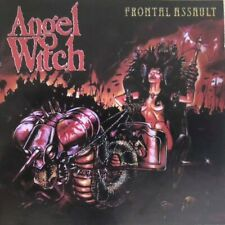 ANGEL WITCH – Frontal Assault (NEW*LIM.500*NWOBHM CLASSIC 1986)