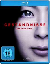 Geständnisse - Confessions Blu-ray Disc NEU + OVP!