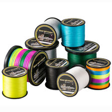 8 Strands 100M 130LB-300LB Saratoga Power PE Dyneema Braided Fishing Line