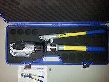 Hydraulic Crimping Tool - 12 Ton - German Quality - equiv. to Y750