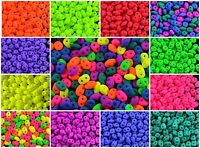 CHOOSE COLOR! 10g 2.5x5 2-hole SuperDuo NEON Seed Beads Czech Glass