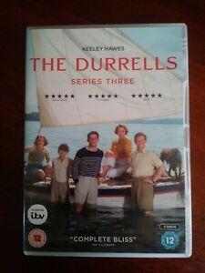The Durrells Series 3 DVD