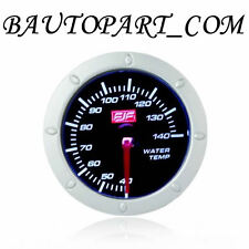 For Most Car Motor 52mm 2inch White LED Displayed Water Temp Gauge