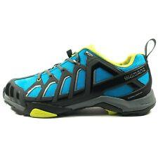 Shimano SH-MT34B SPD Mountain Bike Cycling Shoes - Men's Size 10.5 - Blue