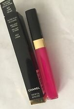 Chanel lip *LASER 407**LEVRES SCINTILLANTES Lipgloss Glossimer Lip Gloss RARE