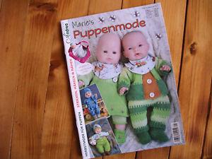 Andrea Kreativ - Marie´s Puppenmode Nr.21   Baby-Puppen