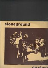 STONEGROUND - on stage LP
