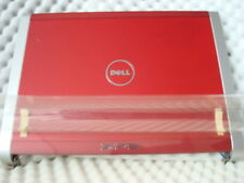 NEW Dell XPS 1530 TOP COVER W/HINGES/LATCH RED TY020