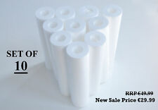 "REVERSE OSMOSIS 10"" WATER FILTERS PP SEDIMENT 5 MICRON PREFILTER"