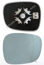 Specchio retrovisore BMW X3 F25 2010-2014 E83 destro asferico TERMICO 2 PINS blu