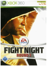 Xbox 360-Fight Night Round 3 boxe ** NOUVEAU & Sealed ** En Stock au Royaume-Uni