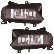 AUDI A5 2011-2015 S-LINE FRONT FOG LIGHT LAMP PAIR LEFT & RIGHT