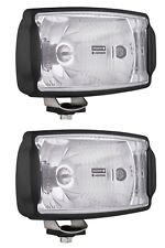 2x Scheinwerfer Fernscheinwerfer 220x123x120 12V 24V Halogen H3 Universal SET
