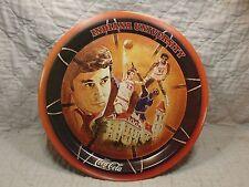 1976 Indiana University National Champs Coca Cola Tray  Bobby Knight Hoosiers