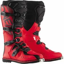 O'Neal Racing Element Boots - Red/Black, All Sizes