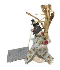 Gisela Graham Snowman Hanging Christmas Tree Decoration Ornament Gift