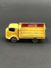 Matchbox Lesney No 37 Karrier Bantam 2 Ton Coca-Cola - Made In England - No 37