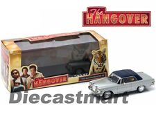 "1969 MERCEDES 280 SE CONVERTIBLE ''THE HANGOVER"" w/ TIGER 1:43 GREENLIGHT 86462"