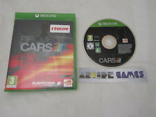 PROJECT CARS XBOX ONE (vendeur pro)