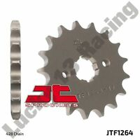 JT 14 Tooth 428 pitch front sprocket for Honda CB CBF CBR 125 RS Repsol RT RW R